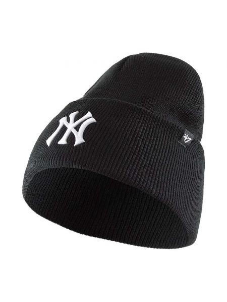 Шапка 47Brand Haymaker New York Yankees - B-HYMKR17ACE-BKA