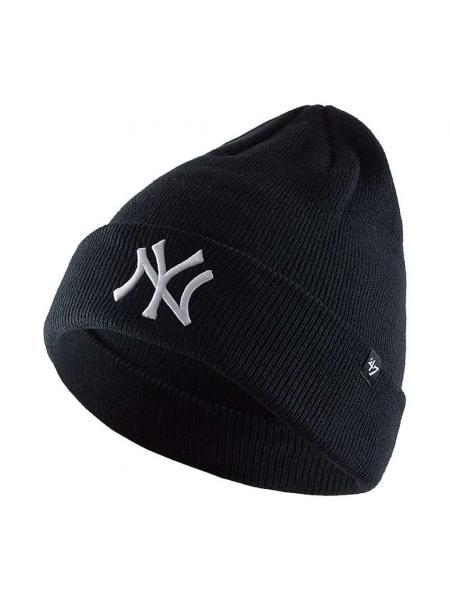 Шапка 47Brand Raised New York Yankees - RKN17ACE-NYD