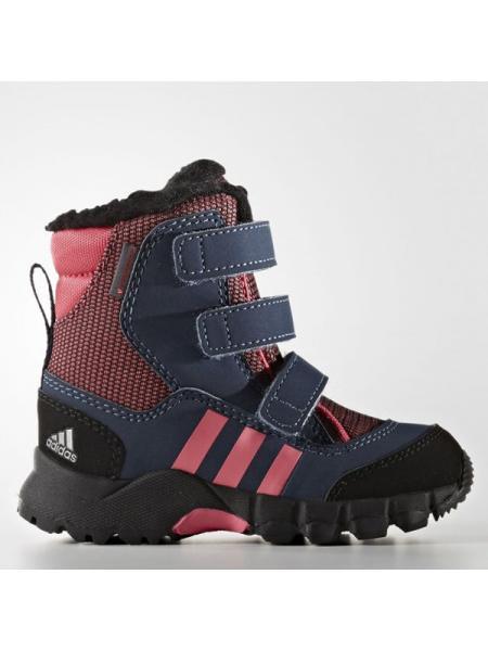 Детские ботинки Adidas Holtanna Snow - BB5465