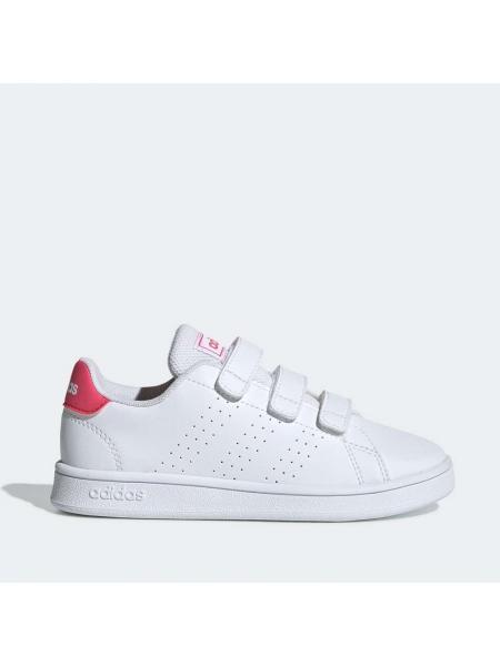 Детские кроссовки Adidas Advantage - EF0221