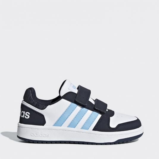 Детские кроссовки Adidas Hoops 2.0 - BB7333