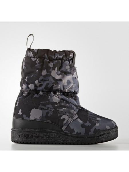 Детские сапоги Adidas Slip On - S76119