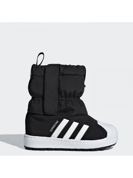 Детские сапоги Adidas Superstar Winter - B22502