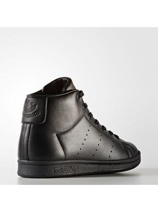 Детские кроссовки Adidas Stan Smith Mid - BZ0097