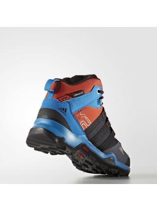 Детские кроссовки Adidas Terrex AX2 Mid CP - AQ4126