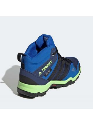 Детские кроссовки Adidas Terrex AX2R CP Mid - EF2246