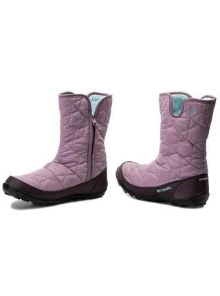 Детские сапоги Columbia Youth Minx Slip Omni-Heat Waterproof - BY1329-541