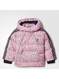 Детская куртка Adidas YB Down - BQ4421