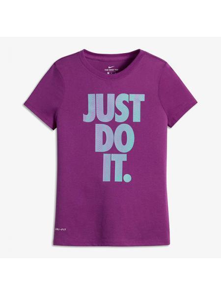 Детская футболка Nike Dry T-Shirt - 862595-550
