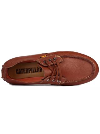 Мужские туфли Caterpillar Boat Brown Chestnut M03