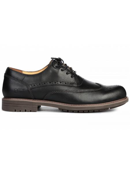 Мужские туфли Caterpillar Oxford Borg Black M01