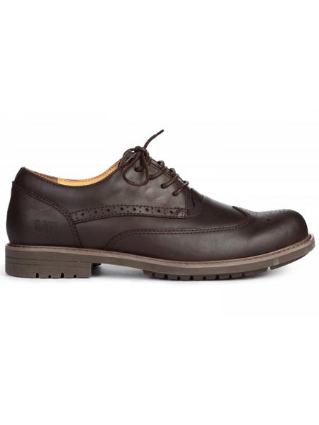 Мужские туфли Caterpillar Oxford Borg Brown M02