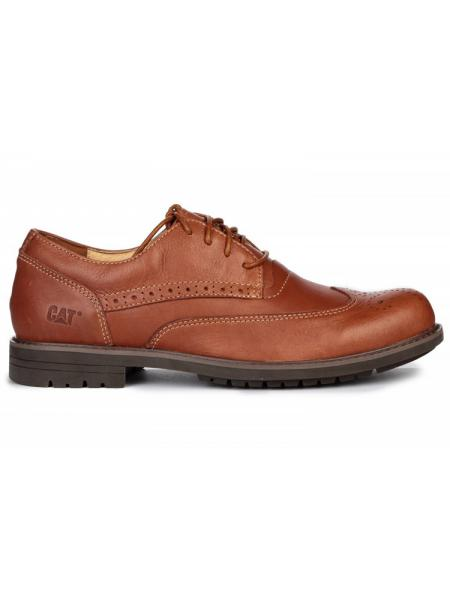 Мужские туфли Caterpillar Oxford Borg Chestnut M03