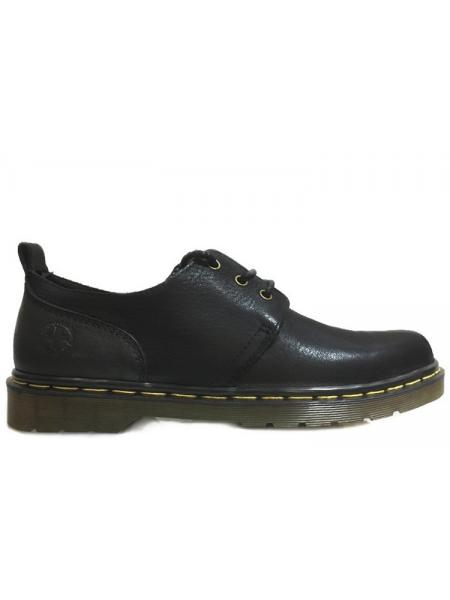 Мужские туфли Dr. Martens Oxford Low Black M01