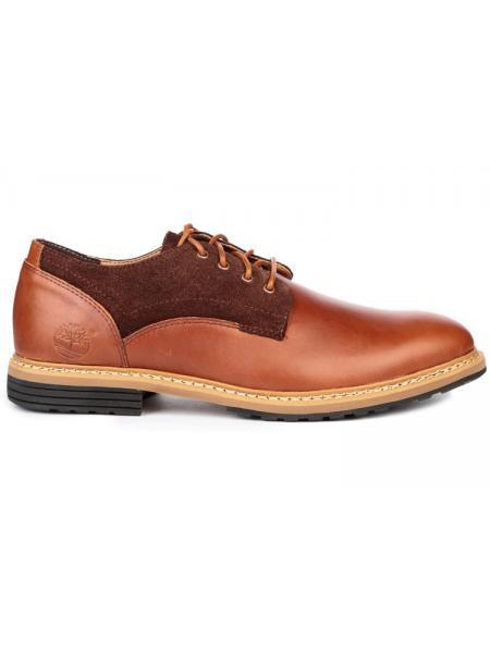 Мужские туфли Timberland Borg Chestnut M02