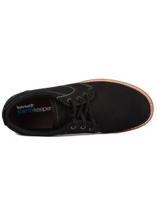 Мужские туфли Timberland Hartwick Plain Toe Oxford Black M01