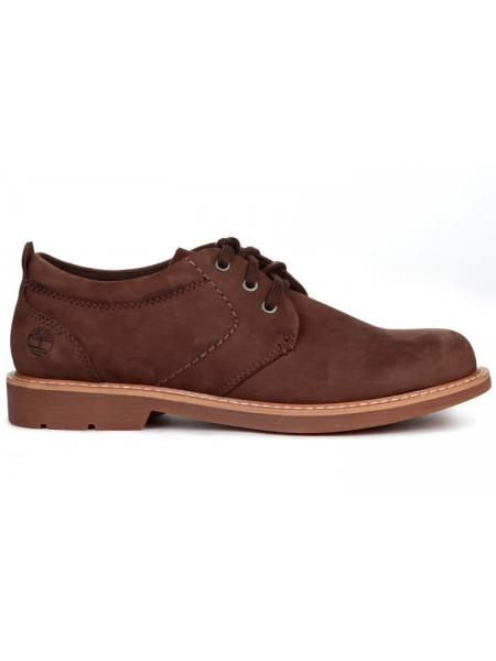 Мужские туфли Timberland Hartwick Plain Toe Oxford Brown M02