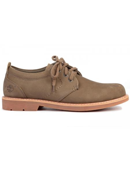Мужские туфли Timberland Hartwick Plain Toe Oxford Brown M03