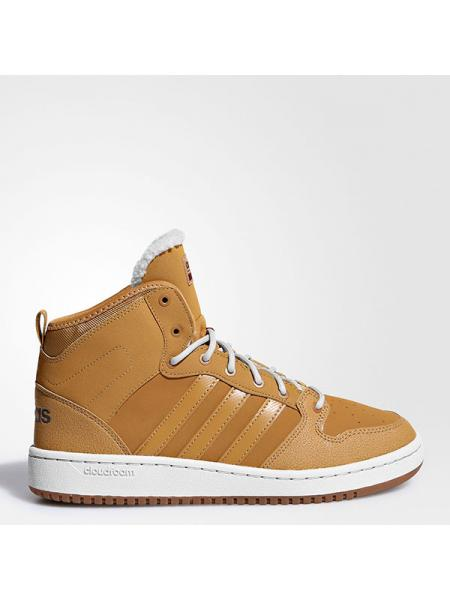 Мужские кроссовки Adidas Cloudfoam Hoops Winter Mid - AC7789