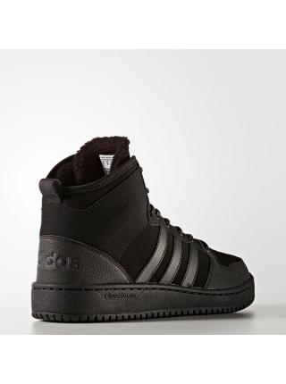 Мужские кроссовки Adidas Cloudfoam Hoops Winter Mid - BB9912