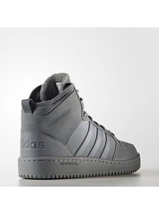 Мужские кроссовки Adidas Cloudfoam Hoops Winter Mid - BB9913