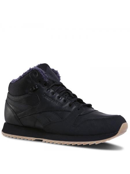 3ffca014074f6b Мужские кроссовки Reebok Classic Leather Mid Ripple Sherpa - DV5108 ...