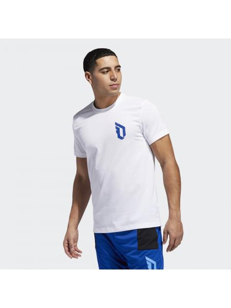Мужская футболка Adidas Dame Verb - DX6962