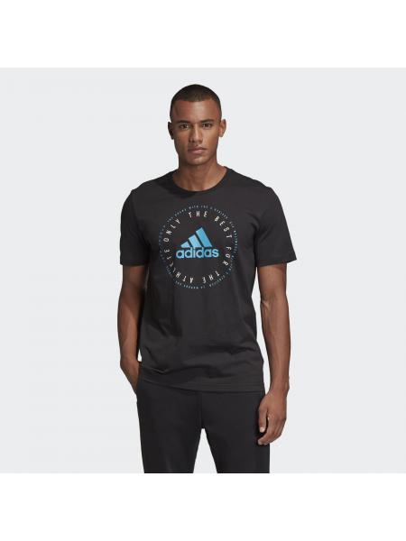 Мужская футболка Adidas Emblem - DV3099