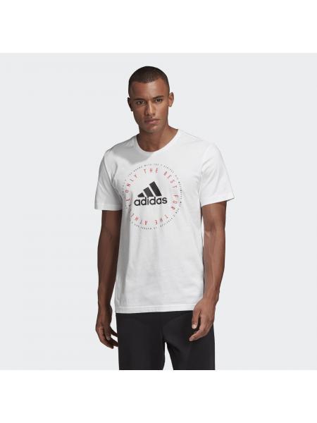 Мужская футболка Adidas Emblem - DV3100