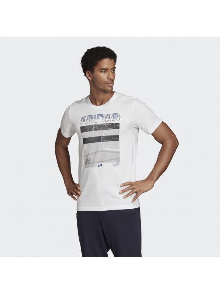 Мужская футболка Adidas Must Haves Photo - ED7287