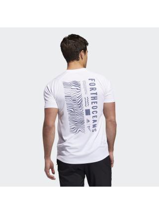 Мужская футболка Adidas Parley - EB4152