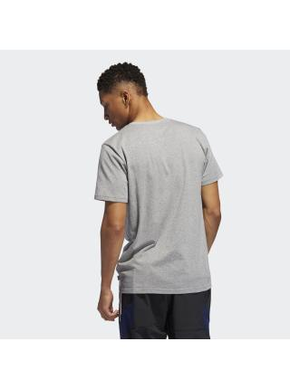 Мужская футболка Adidas Shmoo Towning Fil - DU8363