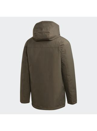 Мужская куртка Adidas 3-Stripes Parka - ED5835