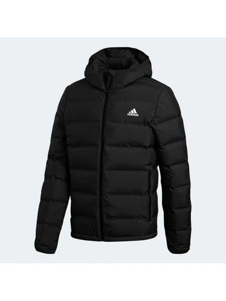 Мужская куртка Adidas Helionic Hooded Down Jacket - BQ2001