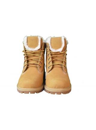 Женские ботинки Classic Timberland 6 inch Winter China Edition W01