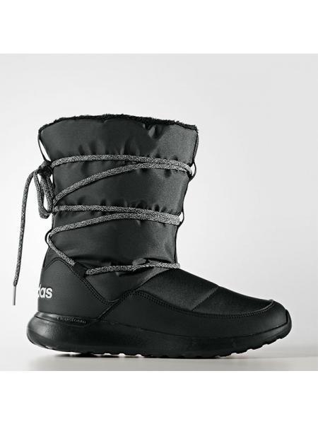 Женские сапоги Adidas Cloudfoam Race Winter - AQ1617
