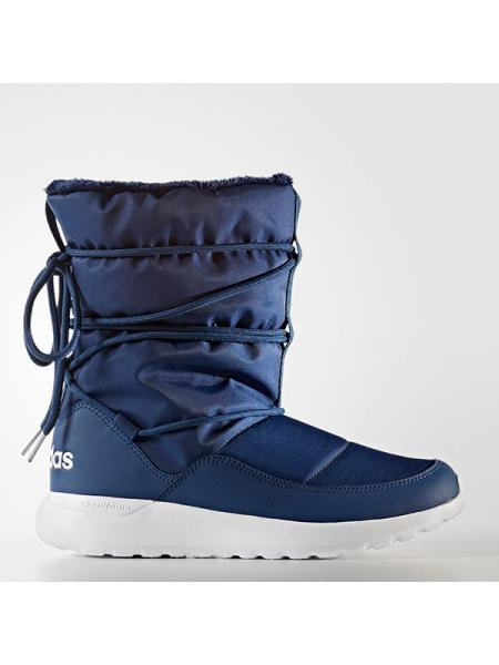 Женские сапоги Adidas Cloudfoam Race Winter - AQ1642