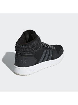 Женские кроссовки Adidas Hoops 2.0 Mid - B42110