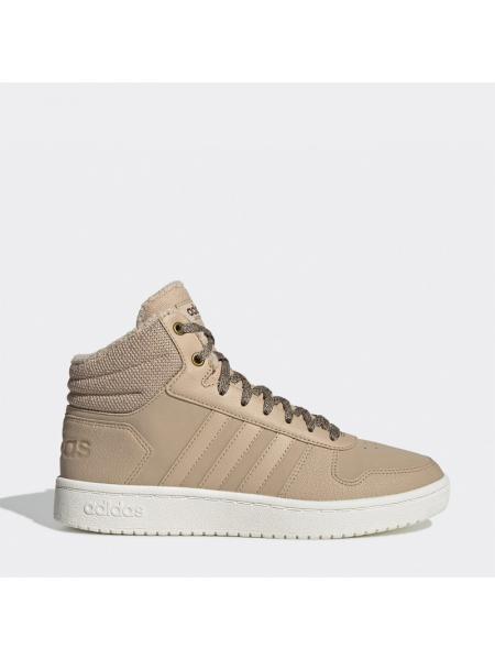 Женские кроссовки Adidas Hoops 2.0 Mid - EE7876