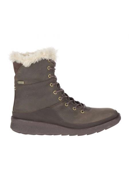 Женские ботинки Merrell Tremblant Ezra Mid Polar Waterproof - J99074