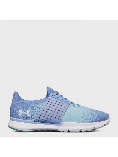Женские кроссовки Under Armour Speedform Slingwrap Fade - 1298673-402