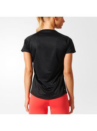 Женская футболка Adidas D2M Tee Lose - BK2708