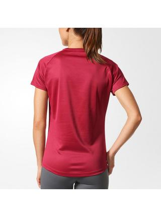 Женская футболка Adidas D2M Tee Lose - BQ5848