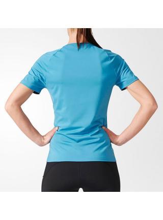 Женская футболка Adidas D2M Tee Solid - BQ5826