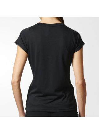 Женская футболка Adidas Essential 3-Stripes - S97183