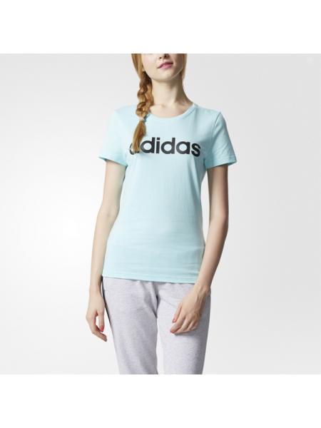 Женская футболка Adidas Essential - BK6923