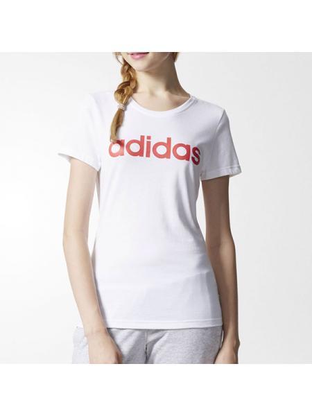 Женская футболка Adidas Essential - BQ0344