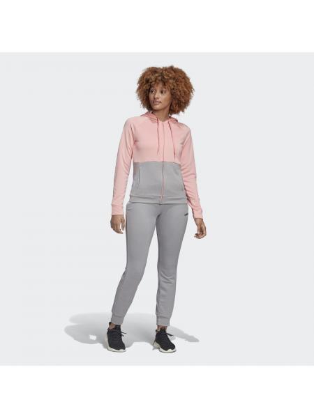 Женский костюм Adidas Linear French Terry - FM6845