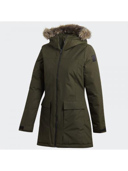 Женская куртка Adidas Xploric Parka - CY8600