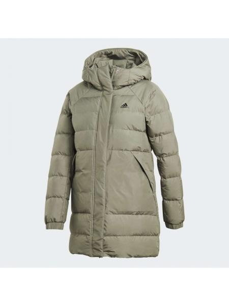 Женская куртка Adidas Down Coat -  GE9982